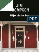 El Hijo de La Ira - Jim Thompson