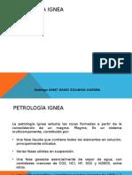 Petrología Ignea