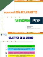Fisiopatología Diabetes (03.2013)