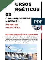 Aula03-BalançoEnergéticoNacional