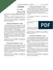 Aditivos Alimentares - Legislacao Portuguesa - 1999/01 - DeclRect nº 3-B - QUALI.PT