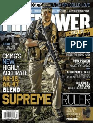 World of Firepower 20150304   Cartridge (Firearms)   Rifle