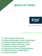 HUACCHA_DISEÑO INTERIOR V_tema 3_espacios de Trabajo