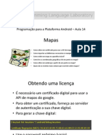 Android Mapas