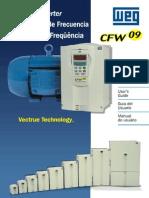 Variadores CFW_09 WEG Manual