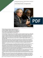 Siddig, E. Jamás La Humanidad Conoció La Democracia, Ni Siquiera Los Griegos_ Entrevista a P.schmitter_Miradas Al Sur