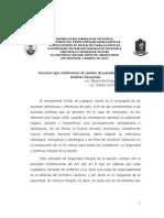Nueva Doctrina Militar Venezolana-Análisis