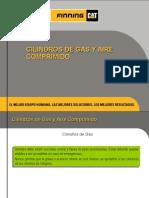 Cilindro de Gas y Aire Comprimido RU