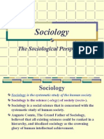 Class Sociological Perspectives