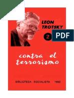 Contra El Terrorismo de leon trotsky