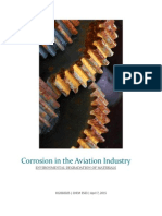 Corrosion in Aviation