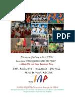 Apostila Dance e Recrie o Mundo Iniciando o Caminho Da Danc3a7a