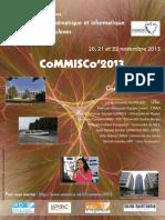 COMMISCO 2013-programme