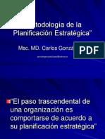 Planificacion Estrategica CGGL 2015