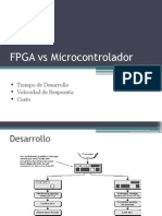 FPGA vs Microcontrolador