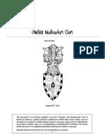 Malkavian Packet 2013
