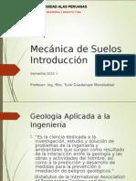 Introduccion Suelos 2015