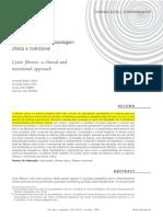 Fibrose Cística; Uma Abordagem Clínica e Nutricional