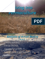 DIVING INTO PERMACULTURE