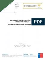 Informe Apicultura InovacionVAgregProd Apicolas