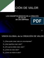 Creación de Valor T.01