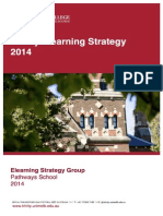 Trinity ELearning Strategy