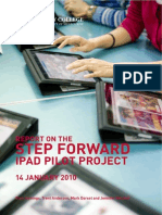iPad Pilot Report 2011