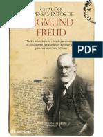 Neves Da Silva - Citações e Pensamentos de Sigmund Freud