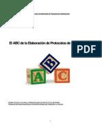 El ABC Del Protocolo de Investigación