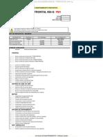 Material Lista Verificacion Mantenimiento Preventivo Cargador 950g Caterpillar