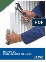 Manual de Instalaciones Termicas CChC