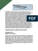 Compatriotas Al Borde de Un Ataque..