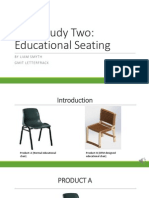 case study two - dfm chairs