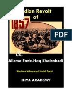 Allama Fazl-e-Haq