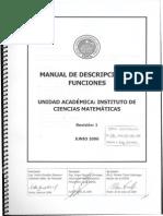 Complementos Para El Manual de Funciones Por Revisar 8 de Junio