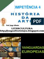 Curso de Historia Da Arte_2014_vanguardas Artísticas Europeias
