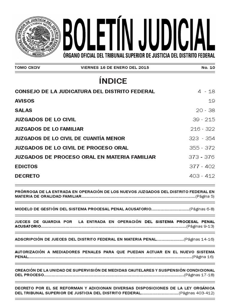 16 Enero 2015 Juicios Orales Desbloqueado