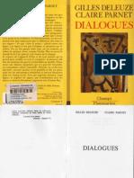 Dialogues. Deleuze-Parnet