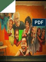 "The ""Define Diversity"" Mural"