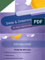 sleep presentation