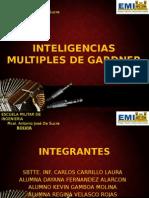 Inteligencias Multiples de Gardner