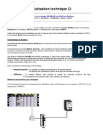 ATV312- Premium - Communication Modbus