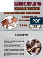 Planeacion Financiera a Largo Plazo