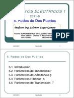 CIR1_C05_Redes de Dos Puertos