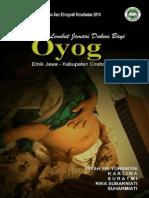 Goyangan Lembut Jemari Dukun Bayi OYOG; Riset Ethnografi Kesehatan 2014 CIREBON