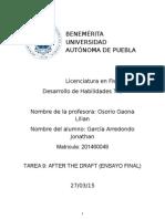 Fisioterapia Respiratoria (Ensayo Final)