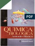Quimica Biológica Blanco - 8va