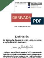 ppt derivada