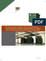 PROLEC Manual Transformador Pedestal