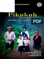 Balutan Pikukuh Persalinan Baduy; Riset Ethnografi Kesehatan 2014 LEBAK
